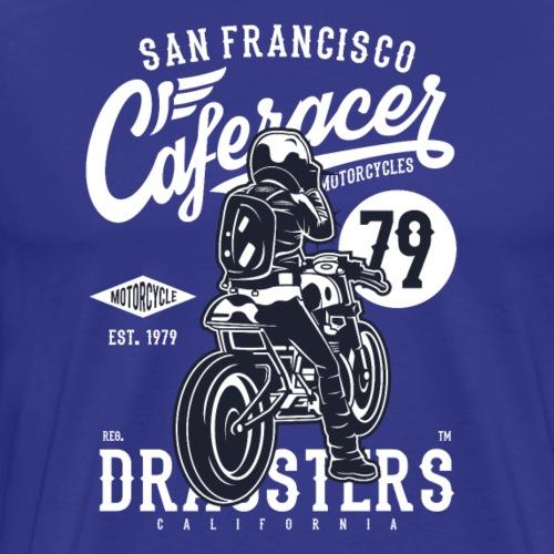 Caferacer79 - Männer Premium T-Shirt