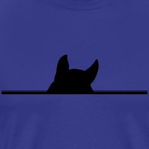 Pferdeohren - Männer Premium T-Shirt