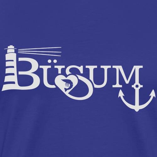 Büsum - Männer Premium T-Shirt