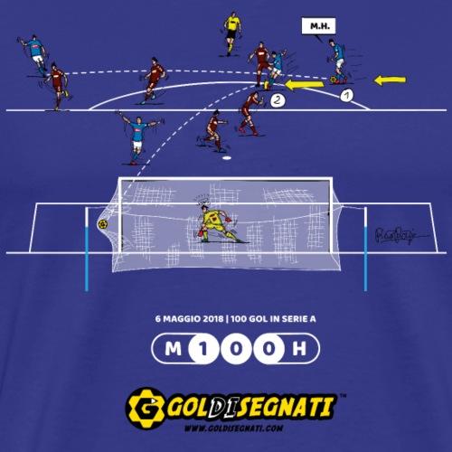 GOL 100 Marechiaro - Maglietta Premium da uomo
