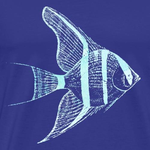 poisson - T-shirt Premium Homme