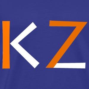 Kelly Zeeman - Wit - Mannen Premium T-shirt