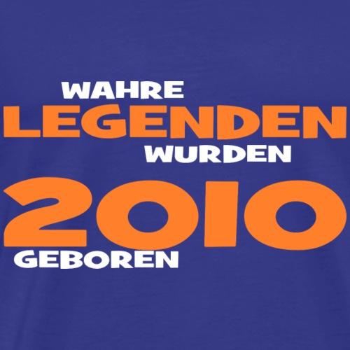 Wahre Legenden 2010 - Männer Premium T-Shirt
