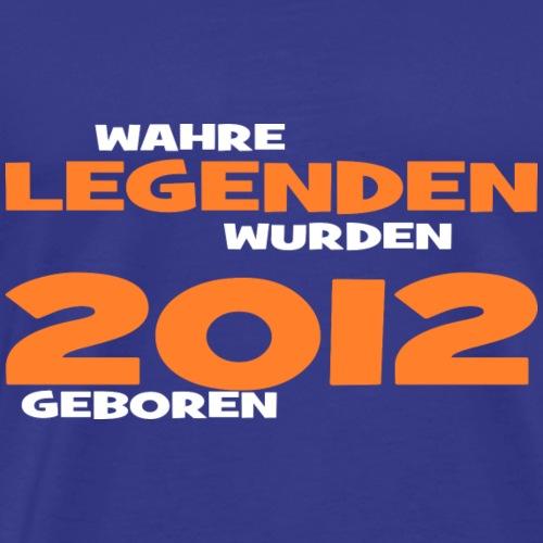 Wahre Legenden 2012 - Männer Premium T-Shirt