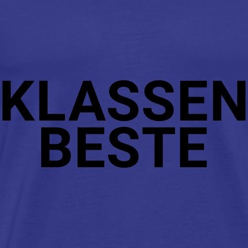 KLASSENBESTE - Männer Premium T-Shirt