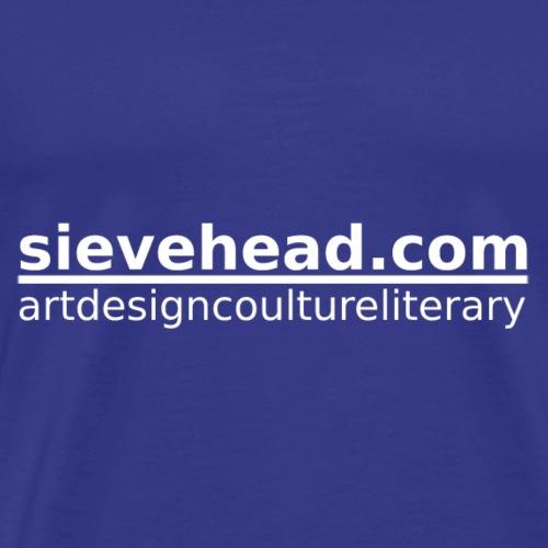 sievehead merchandise - Männer Premium T-Shirt