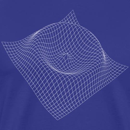 Basswelle - Männer Premium T-Shirt