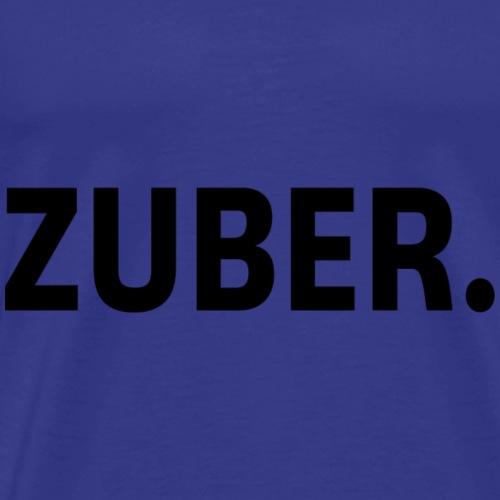 ZUBER - Männer Premium T-Shirt