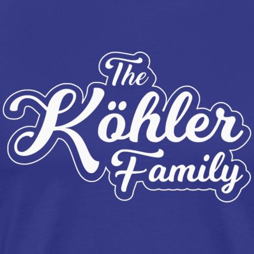 The Köhler Familiy - Männer Premium T-Shirt