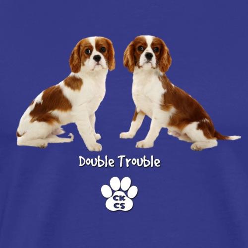Double Trouble - Men's Premium T-Shirt
