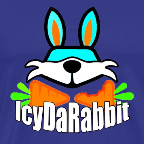 IcyDaRabbit Logo - Men's Premium T-Shirt