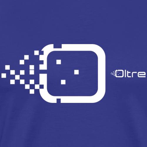 Logo Associazione Oltre - Maglietta Premium da uomo