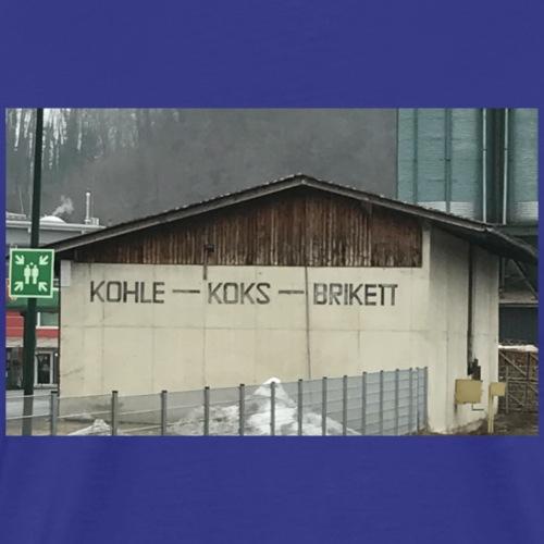 Sammelstelle KOKS - Männer Premium T-Shirt