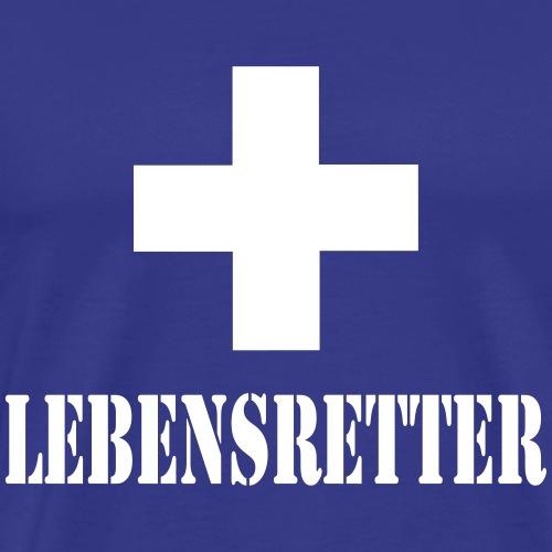 Lebensretter - Männer Premium T-Shirt