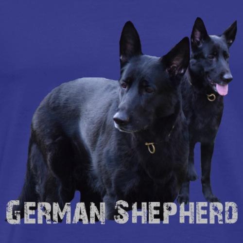 Hund,Hunde,Hundekopf,Schäferhund,Hundesport - Männer Premium T-Shirt