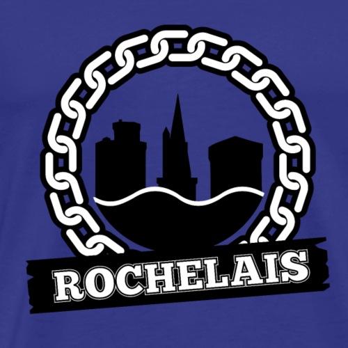 Logo La Rochelle - T-shirt Premium Homme
