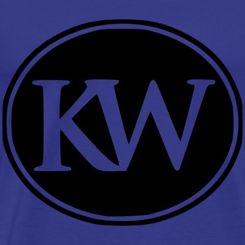 KW Rund - Männer Premium T-Shirt