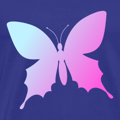 SBDesigns - Butterfly - Men's Premium T-Shirt