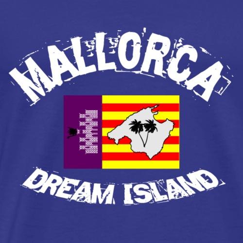Mallorca Dream Island - Männer Premium T-Shirt