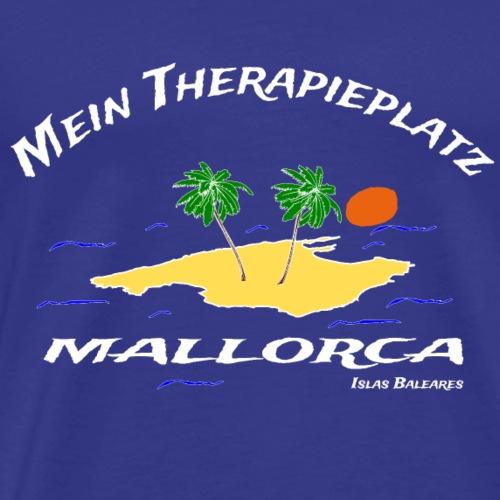 Therapieplatz Mallorca - Männer Premium T-Shirt