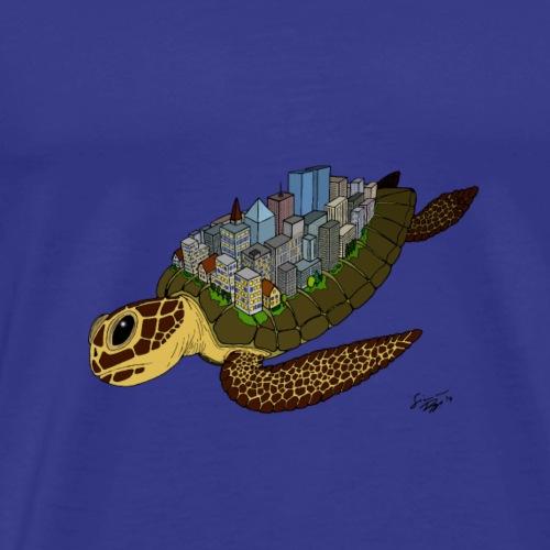 Schildkroete - Männer Premium T-Shirt