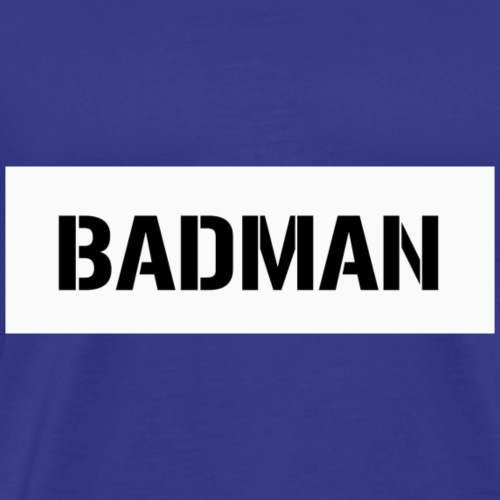 badman slider - Men's Premium T-Shirt