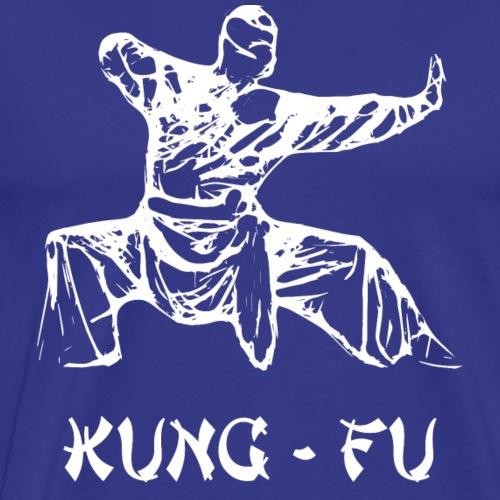 KUNG FU - Männer Premium T-Shirt