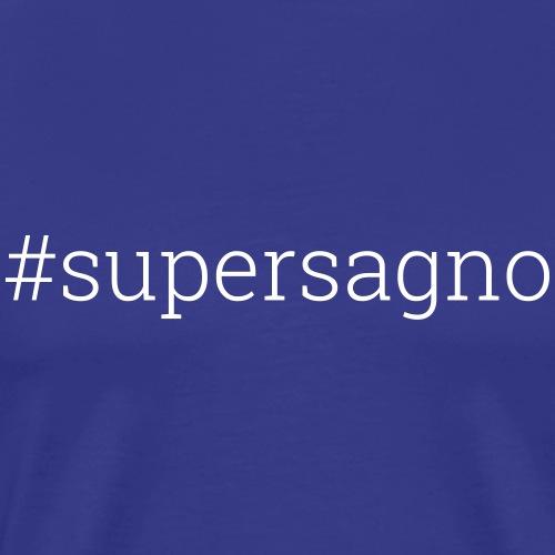 #supersagno - Männer Premium T-Shirt