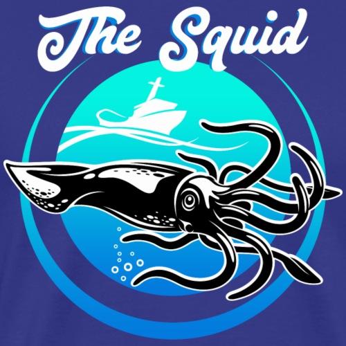 Squid - Men's Premium T-Shirt