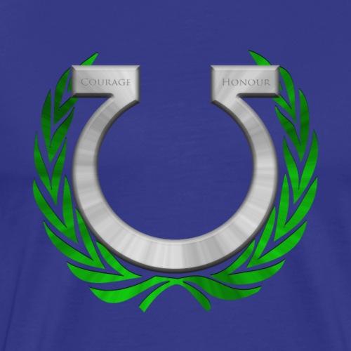 Mut und Ehre 2 - Männer Premium T-Shirt