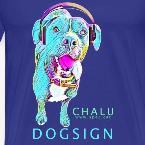 Chalu - Camiseta premium hombre