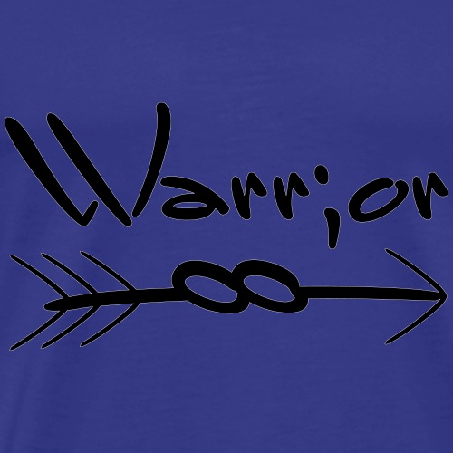 Warr;or - Männer Premium T-Shirt