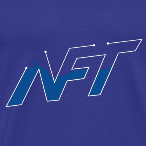 Nift Blue - Men's Premium T-Shirt