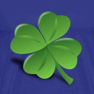 four-leaf-clover-152047_1280 - Premium-T-shirt herr