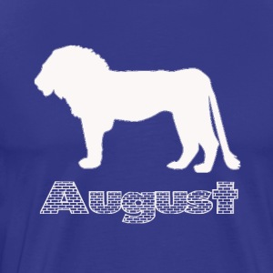august - Herre premium T-shirt