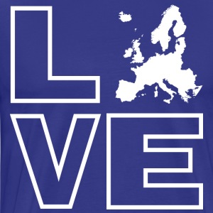 Love Europe - Men's Premium T-Shirt