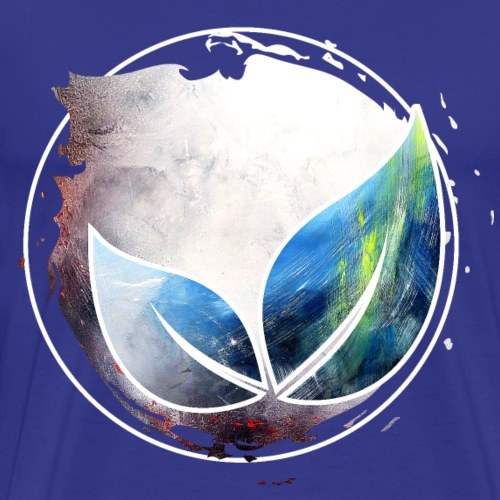 leaf of planet - Männer Premium T-Shirt