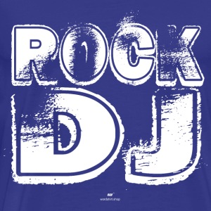 rock DJ - Men's Premium T-Shirt