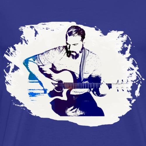 Singer Guitarrist - Männer Premium T-Shirt