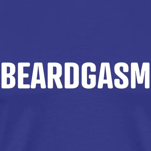 Beardgasm - Männer Premium T-Shirt