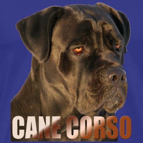 Cane Corso - Premium T-skjorte for menn