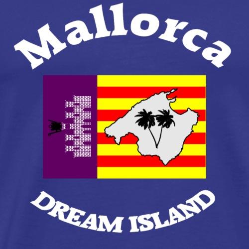 Mallorca Trauminsel - Männer Premium T-Shirt