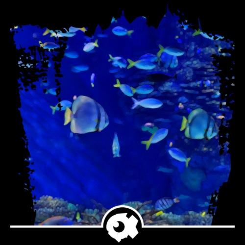 fische unterwasser - Männer Premium T-Shirt
