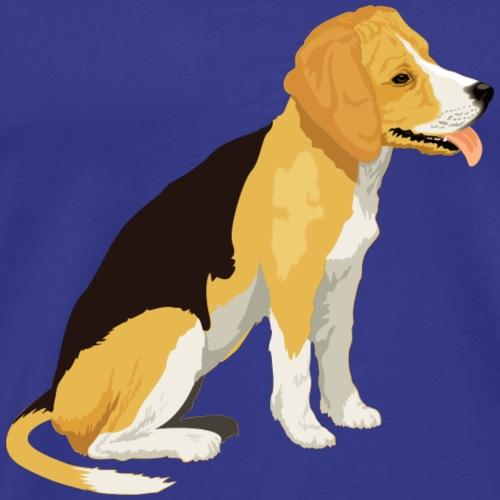 Beagle - Männer Premium T-Shirt
