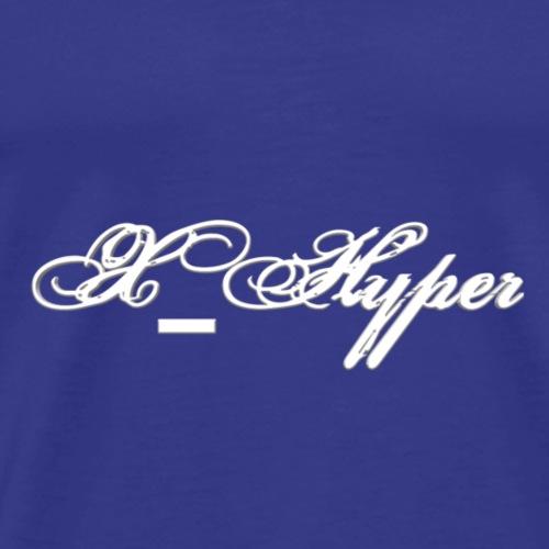 X_Hyper - Männer Premium T-Shirt