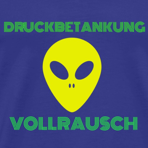 Vollrausch - Men's Premium T-Shirt