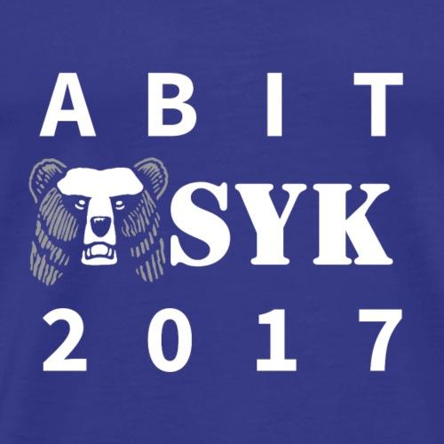 TSYK ABIT KARHU - Miesten premium t-paita