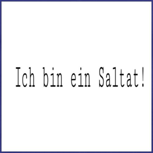 IchBinEinSaltat - Männer Premium T-Shirt