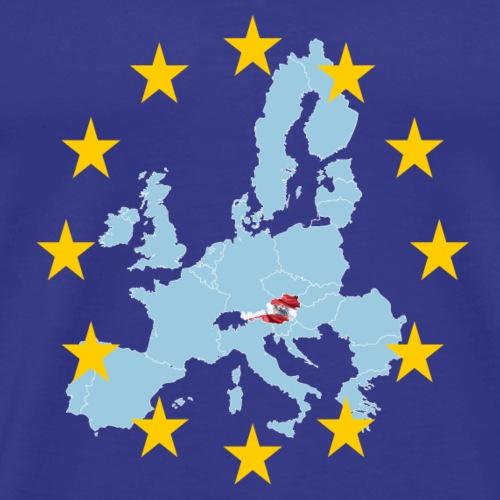 EU Austria (EU Österreich) - Männer Premium T-Shirt