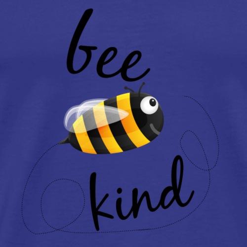 Bee Kind - Männer Premium T-Shirt